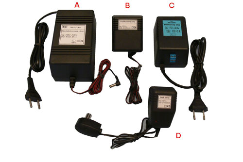 Power supplies and Adaptors